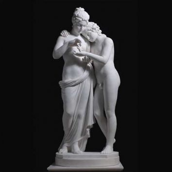 From the Canova Collection - Cupid and Psyche